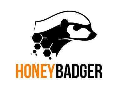 Honey Badger Logo project