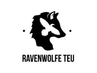 Raven Wolf Logo project