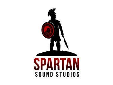Spartan Sound Logo project