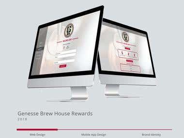 Genesse Brew House Rewards