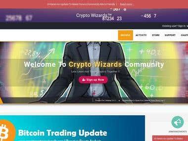 Award Winning Community Website Making People Speak !!