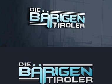 Music band logo design