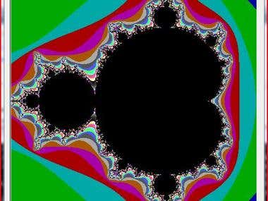 Mandelbrot Diagram In JAVA