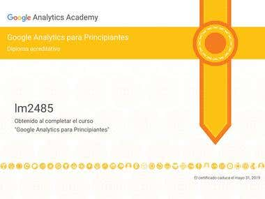 Google Analytics Basic