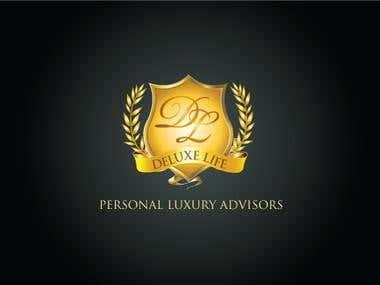 Deluxe Life Logo Design