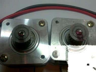 Arduino stepper control
