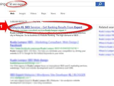 High Quality SEO Services to Get Top Results