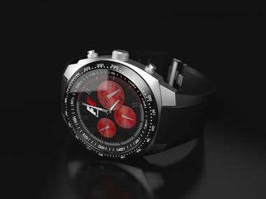 Watch - Jaques Lemans F1
