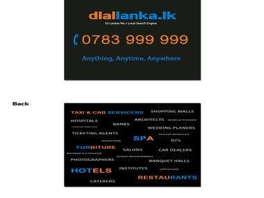 Dial Lanka (Pvt) Ltd.