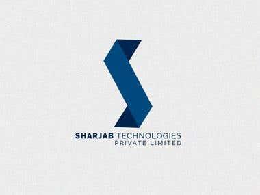 Logo Design of Sharjab Trchnology