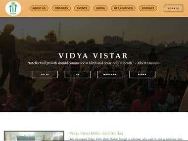 https://www.sarvahitey.org A NGO Website