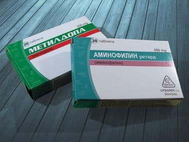 Srbolek - drug manufacturer