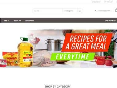 ByNatives - Online Groceries Supermarket