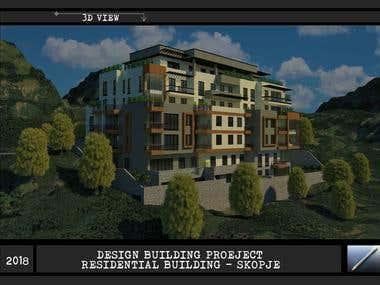 DESIGN BUILDING PROJECT
