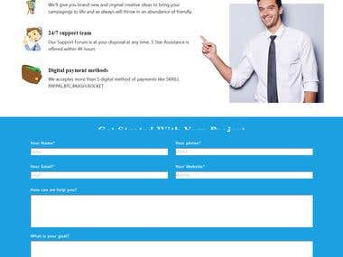 Online Market Place Company