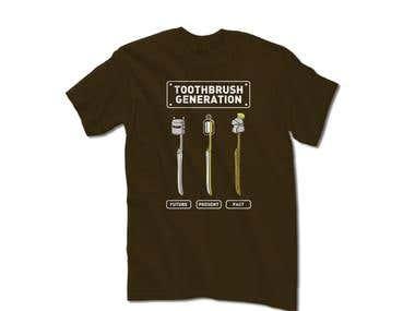 Toothbrush generation