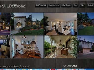 Property Website - Wordpress Custmoizations