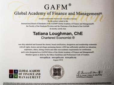 Chartered Economist