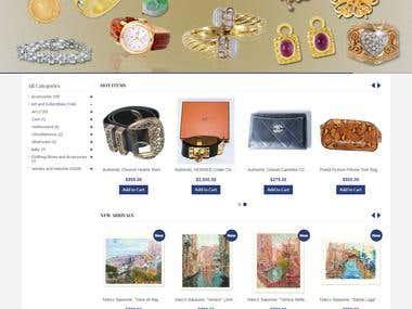 Online Store -- Opencart