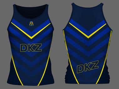 Sublimation - Sports Jersey