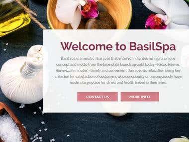 BasilSpa(http://www.basilspa.in.net/)
