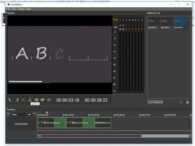 Smart Video Editor