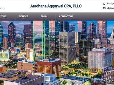 Aradhana Aggarwal CPA