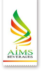 Aims beverages