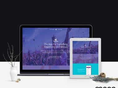 Hupla Website Designing