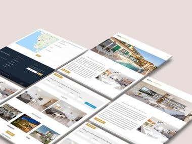 villa booking website