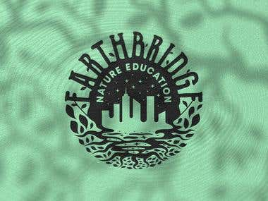 Earthbridge Nature Education (Emblem Design)