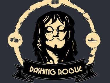 Dashing rogue logo
