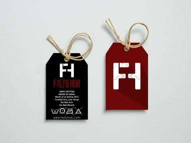 Brand tag design