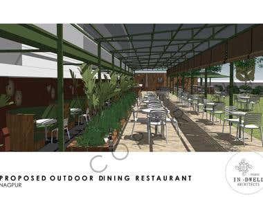 Outdoor Dining Restaurant