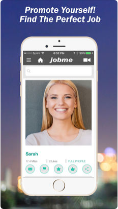 Jobme - where jobs find you iOS app