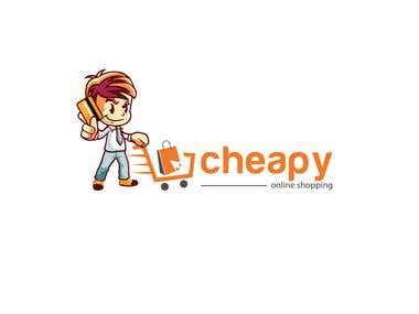 cheapy logo