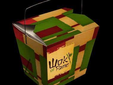 Wok Packaging