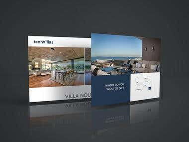 Villa Booking Platform