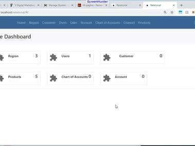 MVC - SPA - MySQL - PHP - Material - Responsive web app