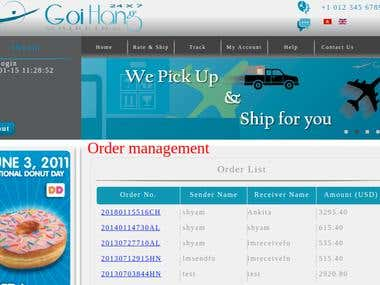 Shipping Automation Tool