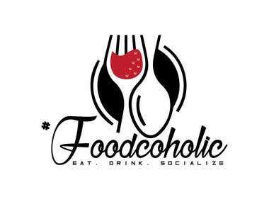 Foodcoholic Logo