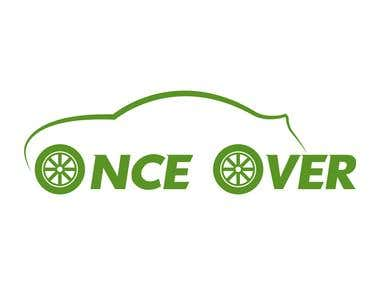 Once Over Logo