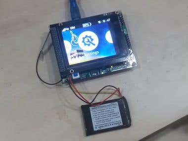 Smart Watch for the Hajj visitors.