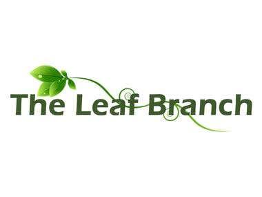 The Leaf Branch Logo