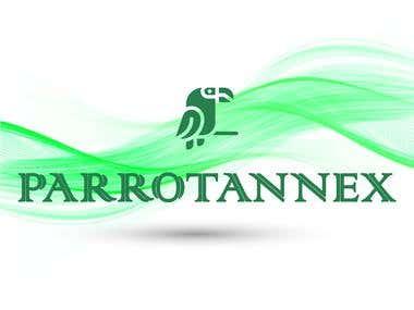 Parrotanex Logo