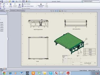 Solidworks - 2D Drawings