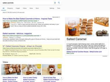 SEO - Difficult Generic Search Terms