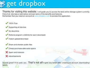 GetDropbox.net