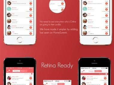 Redesign HippaChat