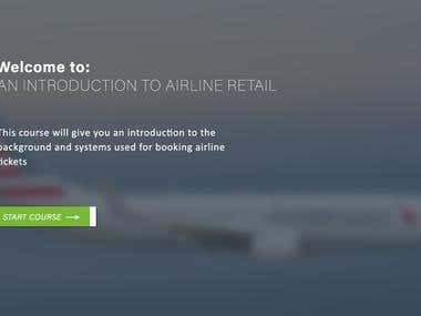 Airline Retail Onboarding